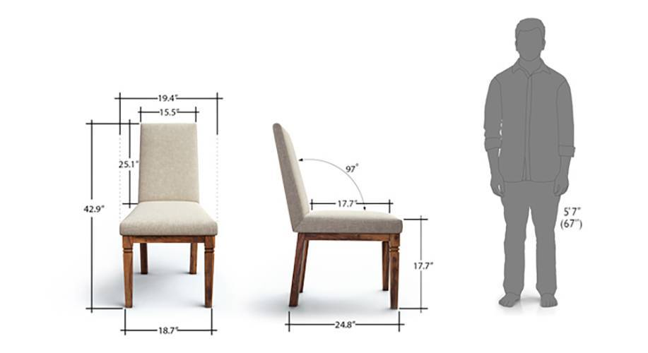 Malabar xl 6 seater dining table set 11