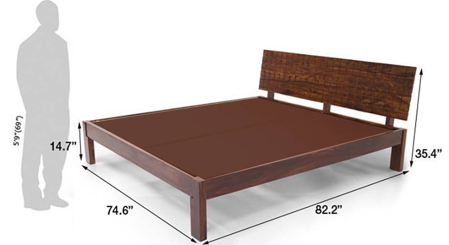 Valencia bed teak king 07