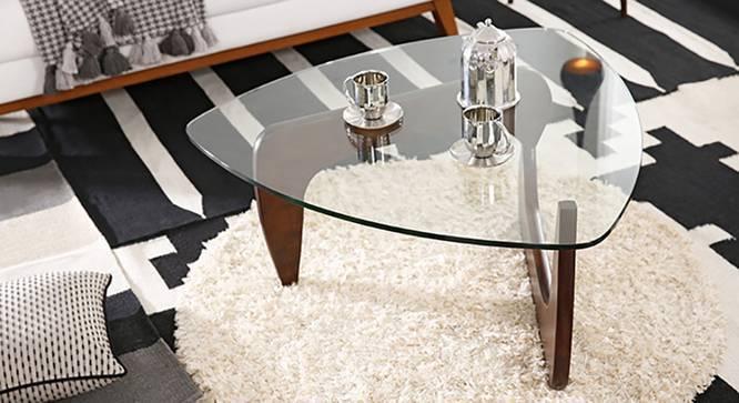 Noguchi Table Replica (Dark Walnut Finish) by Urban Ladder
