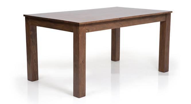 Arabia 6 Seater Dining Table (Teak Finish) by Urban Ladder