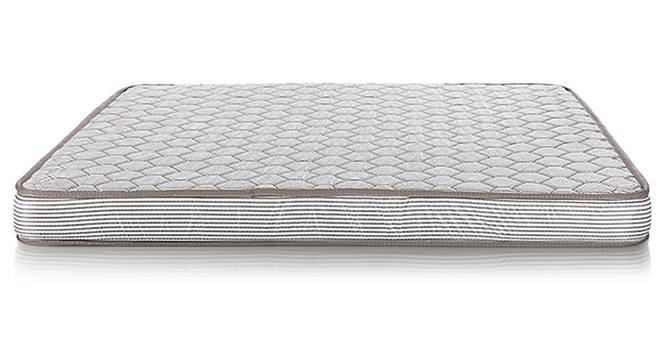 Essential Comfort Mattress (King Mattress Type, 4 in Mattress Thickness (in Inches), 75 x 72 in Mattress Size) by Urban Ladder
