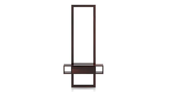Ohio Mirror (Mahogany Finish) by Urban Ladder