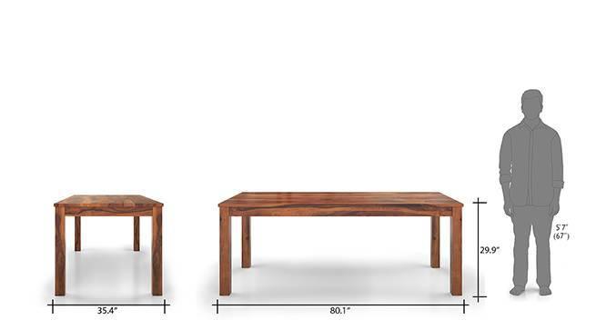 Arabia capra 8 seater dining table set tk 12