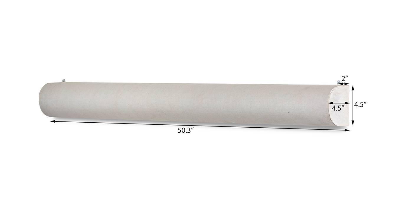 Lumen tubelight cover off white 07