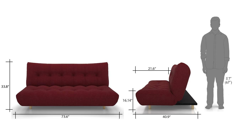 Palermo sofa cum bed rd 08