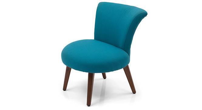 Robbins Lounge Chair (Aqua) by Urban Ladder