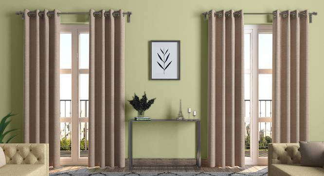 Ethos Curtains Nougat Brown
