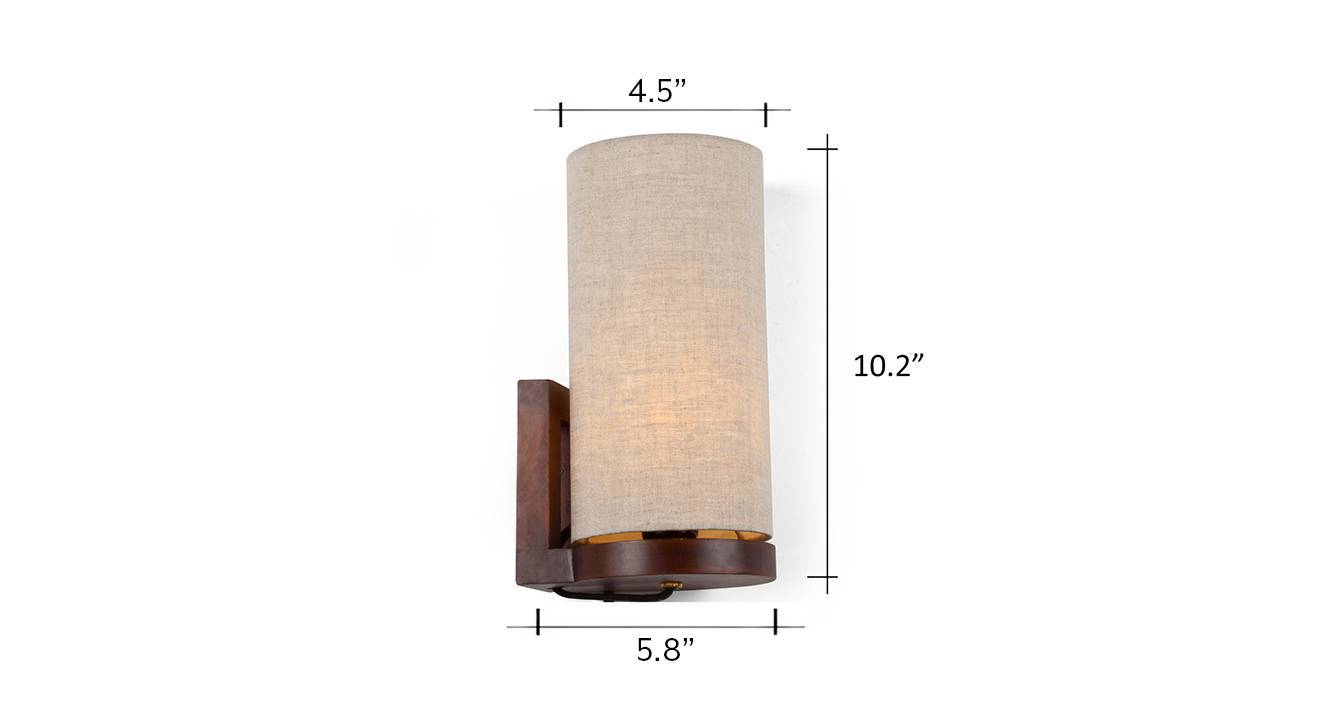 Perkins wall lamp wl 6