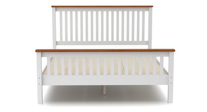 Athens Evelyn Master Bedroom Set (Queen Bed Size, White Finish) by Urban Ladder