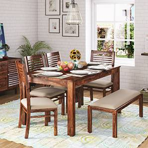 Solid Wood 6 Seater Dining Table Sets Check 129 Amazing Designs