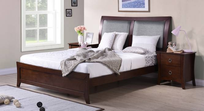 Packard Bedroom Set (Queen Bed Size, With Mattress Configuration, Without Bedside Tables) by Urban Ladder