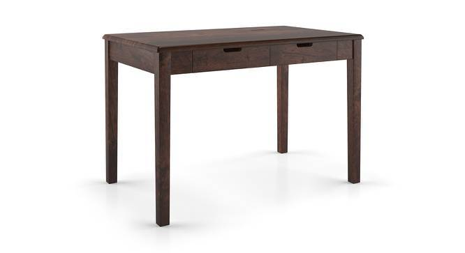 Angelou Study Desk (Walnut Finish) by Urban Ladder