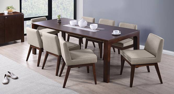 Arco - Leon 8 Seater Dining Table Set - Urban Ladder 623148373801