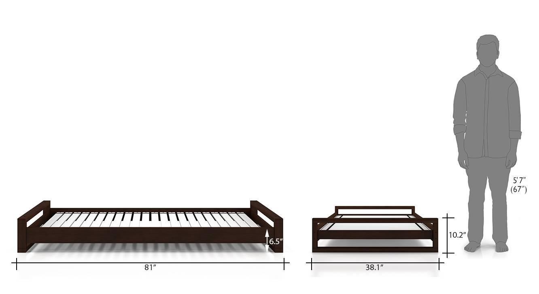 Yuri single bed 06