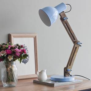 Otto Study Lamp (Natural Finish) by Urban Ladder