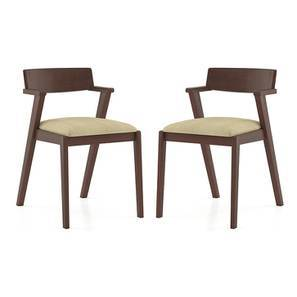 Phenomenal Thomson Dining Chairs Set Of 2 Beige Download Free Architecture Designs Itiscsunscenecom