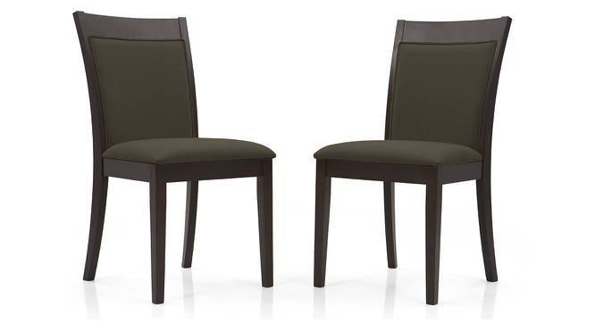 Dalla Dining Chairs - Set of 2 (Grey) by Urban Ladder