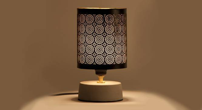 Archer Table Lamp (Black) by Urban Ladder