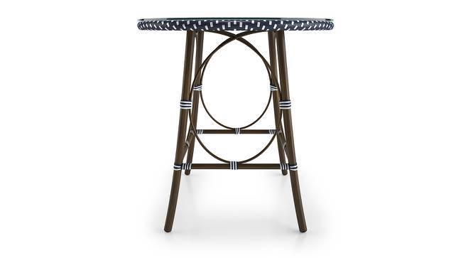 Kea Patio Table (Brown) by Urban Ladder