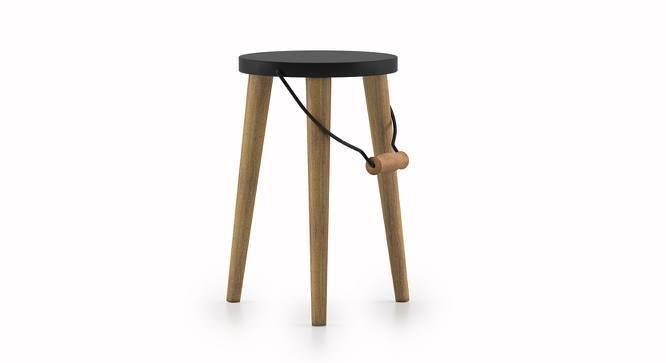 Oblomov Side Table (Black) by Urban Ladder