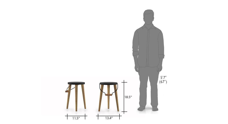 Oblomov stool 06
