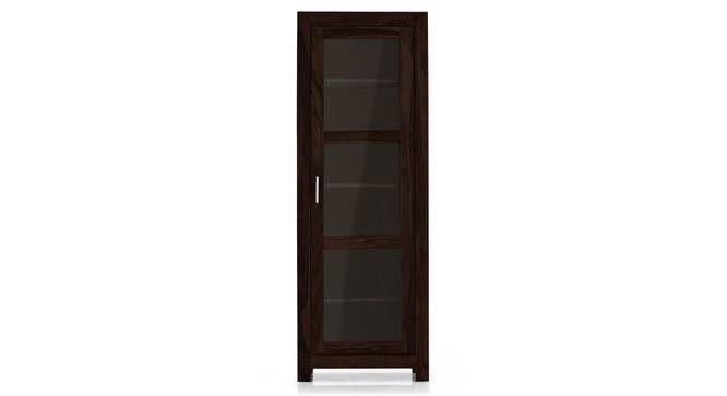 Murano Single Door Display Cabinet 55 Book Capacity