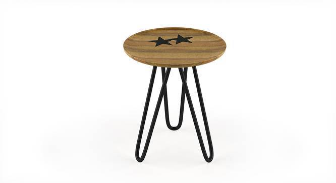 Capella Side Table (Natural Finish) by Urban Ladder