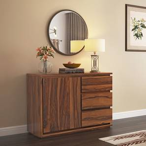 Vector Sideboard (Teak Finish) by Urban Ladder