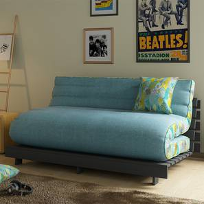 Finn Double Futon (Carribean Treasure) by Urban Ladder