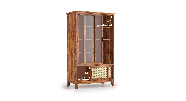 Fujiwara display cabinet 7