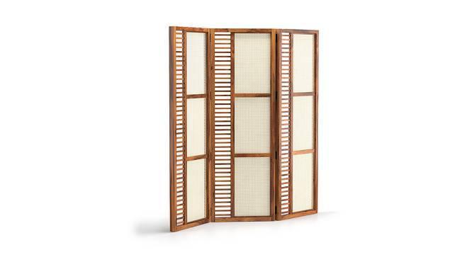 Fujiwara Room Divider (Teak Finish) by Urban Ladder