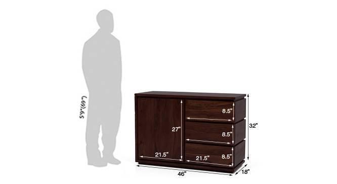 Vector sideboard mahogany 21