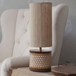 Imara Table Lamp (Brown) by Urban Ladder
