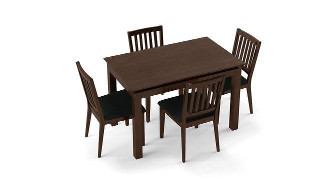 Fantastic Diner 4 Seater Dining Table Set With Upholstered Chairs Interior Design Ideas Philsoteloinfo