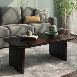 Cortado Coffee Table (Mahogany Finish) by Urban Ladder