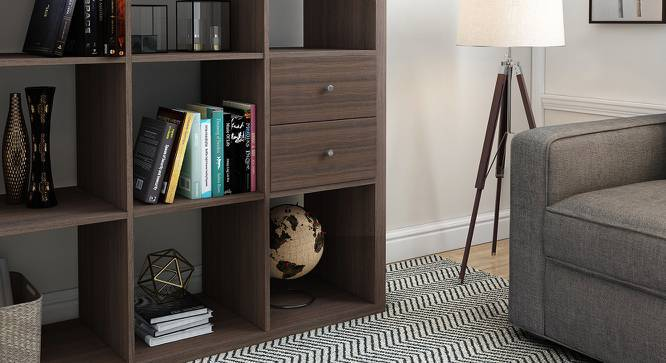 Boeberg Drawer Inserts (Dark Walnut Finish) by Urban Ladder