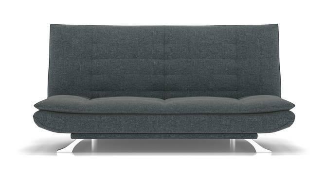 Edo Sofa Cum Bed (Grey, Yes) by Urban Ladder