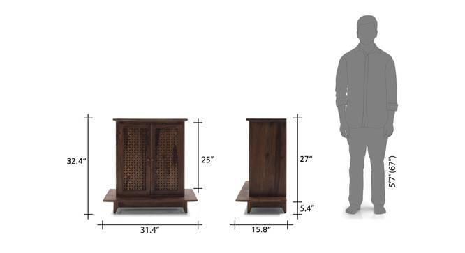 Devoto Prayer Cabinet Urban Ladder