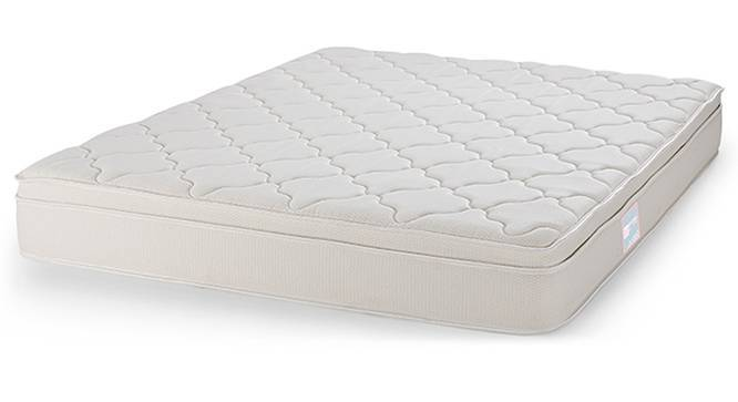 Cloud Cocoon Mattress (King Mattress Type, 8 in Mattress Thickness (in Inches), 75 x 72 in Mattress Size, Yes) by Urban Ladder
