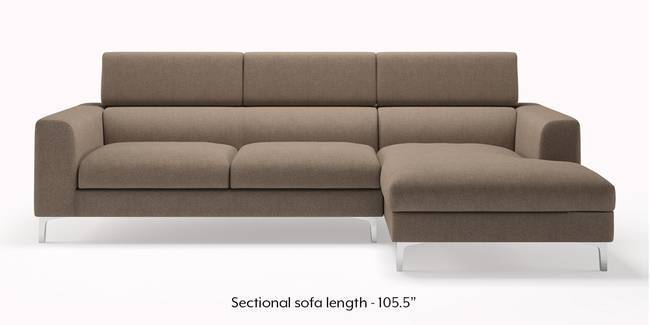 L Shaped Sofa: Buy L Shape Sofa Set Designs at Best Price ...