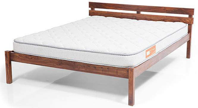 Theramedic Cocoon Memory Foam Mattress (King Mattress Type, 78 x 72 in Mattress Size, 5 in Mattress Thickness (in Inches)) by Urban Ladder