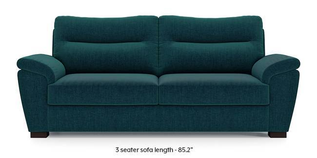 Adelaide Sofa (Malibu Blue) (Fabric Sofa Material, Regular Sofa Size, Malibu, Regular Sofa Type)