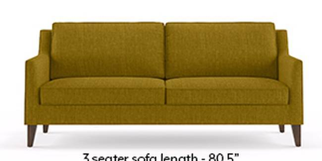 Greenwich Sofa (Olive Green, Fabric Sofa Material, Regular Sofa Size, Soft Cushion Type, Regular Sofa Type, Master Sofa Component)
