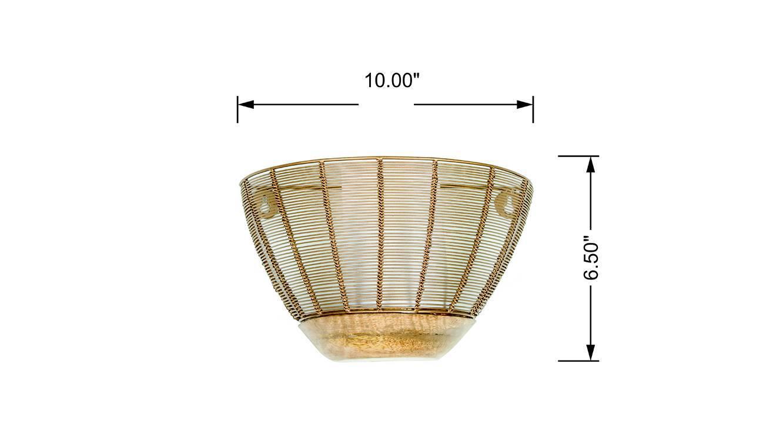 Tupelo wall lamp 03