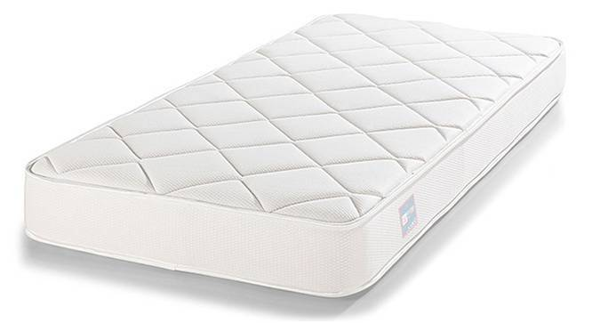 Cloud Pocket Spring Mattress with HD Foam (Single Mattress Type, 8 in Mattress Thickness (in Inches), 72 x 36 in Mattress Size) by Urban Ladder