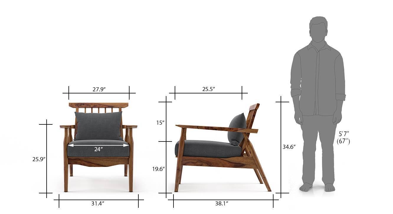 Ikeda armchair 07