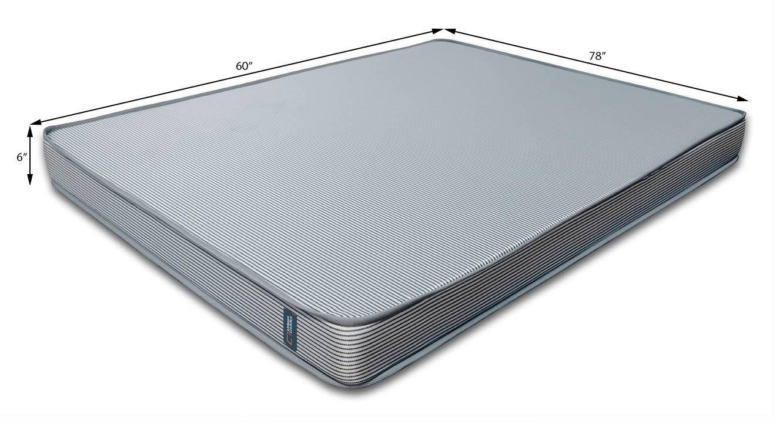 Essential memory foam mattress 7