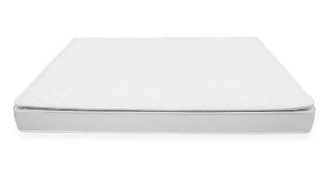 Dreamlite Bonnel Spring Mattress With Pillowtop (Queen Mattress Type, 7 in Mattress Thickness (in Inches), 75 x 60 in Mattress Size) by Urban Ladder