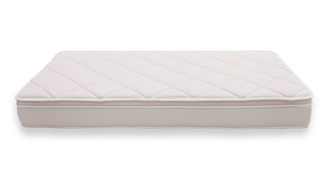 Cloud Pocket Spring Mattress with Memory Foam & Temperature Control (Single Mattress Type, 75 x 36 in Mattress Size, 8 in Mattress Thickness (in Inches)) by Urban Ladder