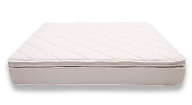 Cloud Pocket Spring Mattress with Memory Foam & Temperature Control (Queen Mattress Type, 78 x 60 in (Standard) Mattress Size, 10 in Mattress Thickness (in Inches)) by Urban Ladder